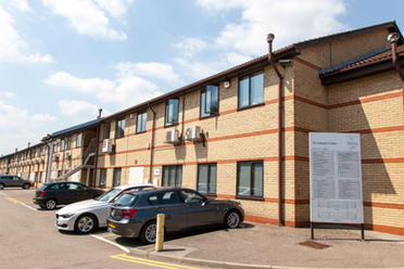 Office space in The Enterprise Centre Cranborne Road