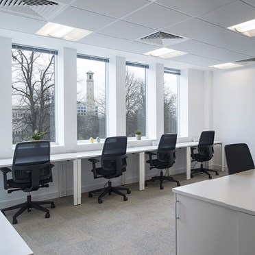 Office space in Cumberland House Grosvenor Square