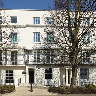 Office space in Latimer House, 5-7 Cumberland Place