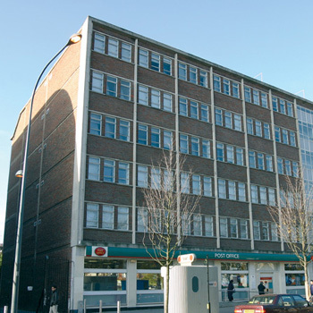 Serviced offices in 65-69 Shepherds Bush Green
