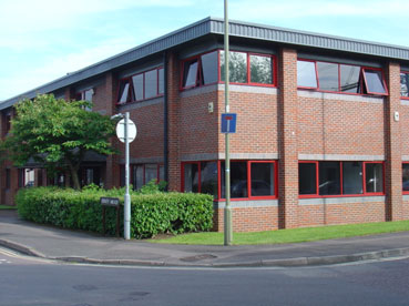 Office space in No. 1 Kings Meadow Osney Mead