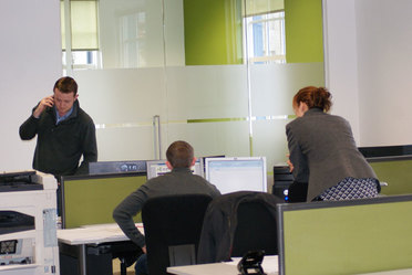 Office space in The Hub - 6 St Colmans Park