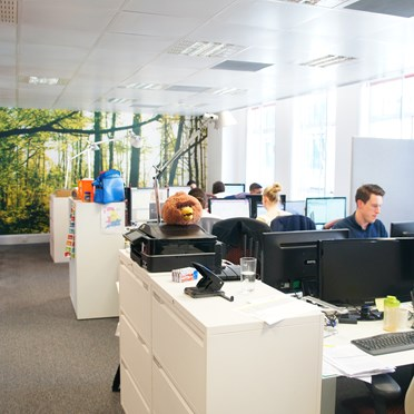 Office space in 2nd Floor, Lincoln House, 296-302 High Holborn