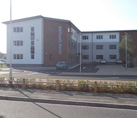 Compare Office Spaces, Pastures Avenue, Weston-Super-Mare, Somerset, BS22, Main