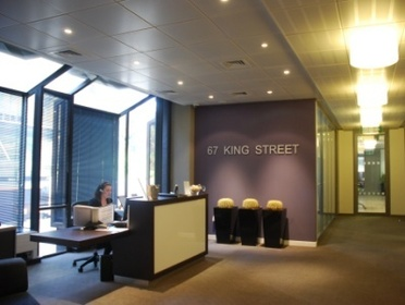Office space in Pall Mall Court, 61-67 King Street