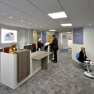 Compare Office Spaces, Dallam Lane, Warrington, WA2, Main