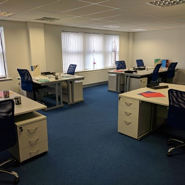 Compare Office Spaces, Dallam Lane, Warrington, WA2, 1