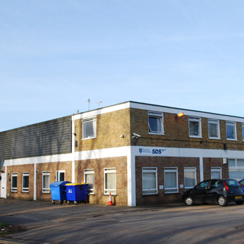 Office space in Bluebird House Povey Cross Road