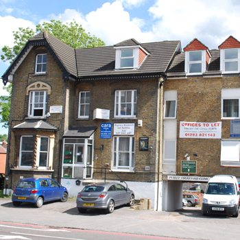 Office space in 16/18 Pampisford Road