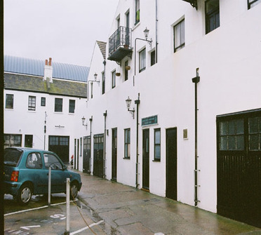 Office space in Chapel Studios, 2 Chapel Mews, Waterloo Street