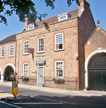 Office space in Devon House Church Hill