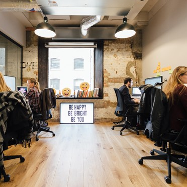 Office space in 8 Devonshire Square