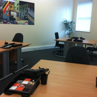 Compare Office Spaces, Dewsbury Road, Leeds, LS11, Main
