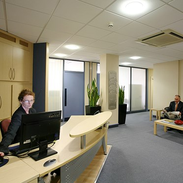 Office space in The Grainger Suite, Dobson House The Regent Centre