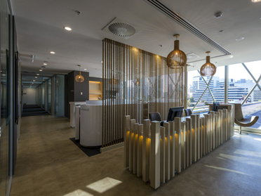Office space in Level 2, The Lantern, 707 Collins Street, Docklands
