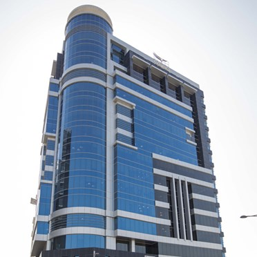 Office space in Al Owaina Tower, 7th Floor Museum Park Street