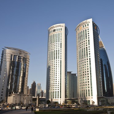 Office space in 8th, 9th & 14th floors Al Fardan Towers