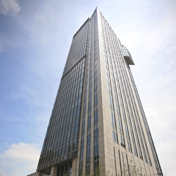 Office space in 16/F, Harbour One, 1080 Dong Da Ming Road