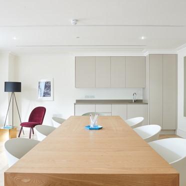 Office space in Room 1, 4th Floor, 25 Dover Street