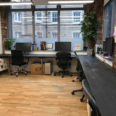 Office space in 14 Dufferin Street