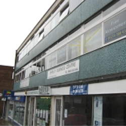 Office Spaces To Rent, Kirkgate, Shipley, West Yorkshire, BD18, Main