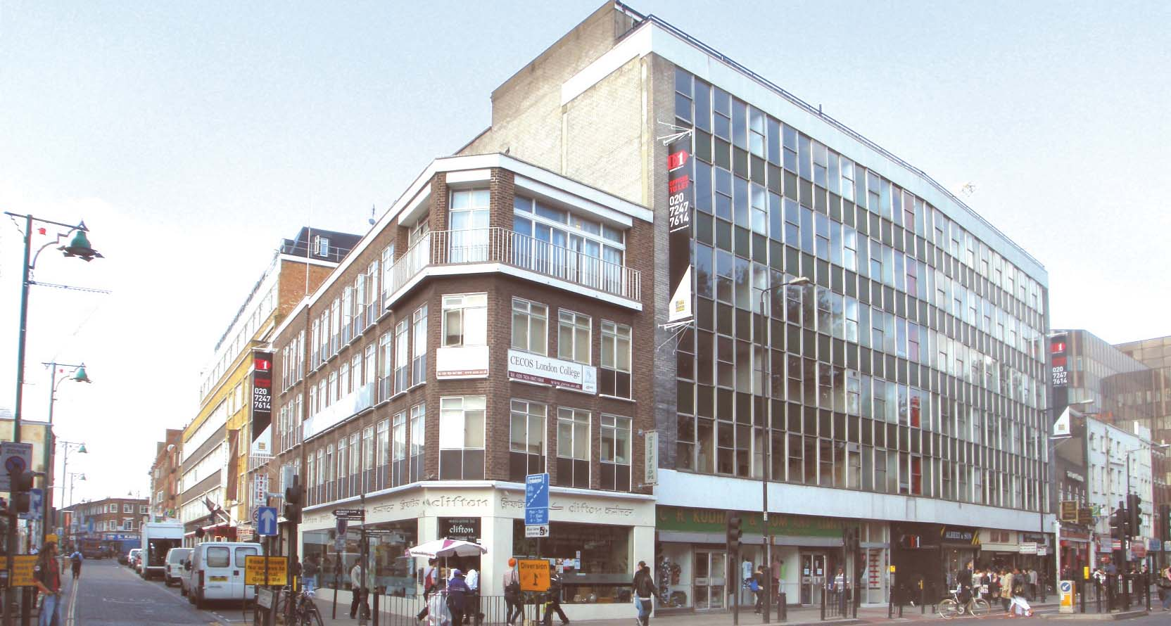 Office space in E1 Studios, 7 Whitechapel Road