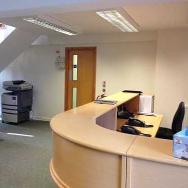 Office space in Stanton House Eastham Village Road