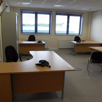 Office space in Herkimer House Mill Road Enterprise Park