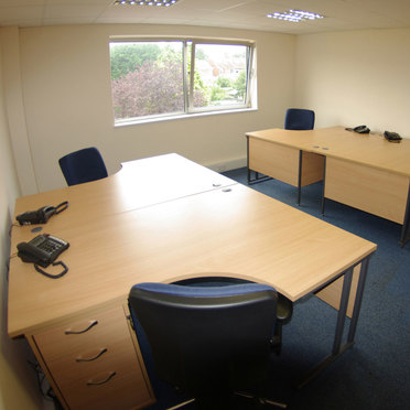Office space in Hewitts Business Park, 23 Elmbridge Road