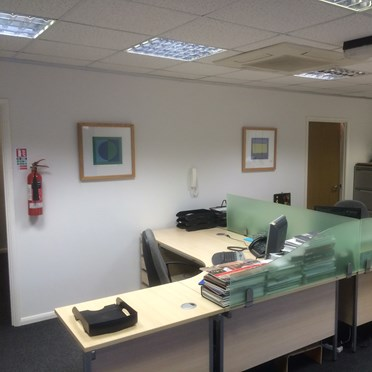 Office space in Unit C, Edward House, Grange Business Park Enderby Road