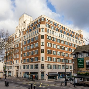 Office space in Euston House, 24 Eversholt Street