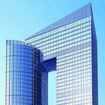 Office space in HNA Linhe Zhong Road