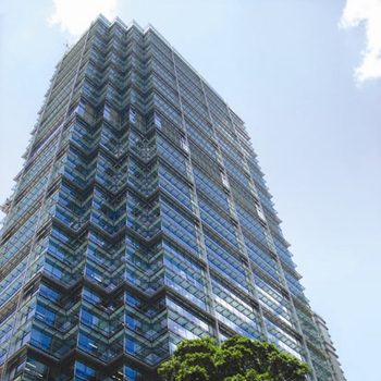 Office space in Three Pacific Place, 1 Queen's Road East