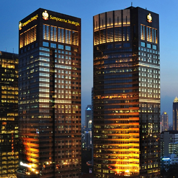 Office space in Sampoerna Strategic Square l. Jend. Sudirman Kav. 45-46