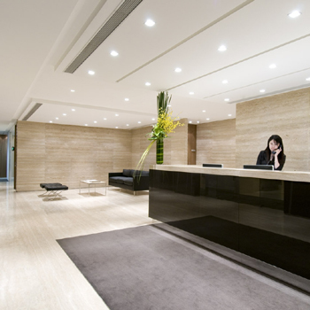 Office space in Yintai Centre, 2 Jianguomenwai Avenue