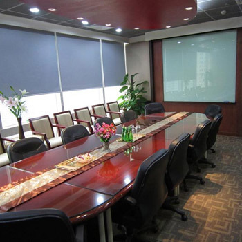 Office space in China Merchant Building, No. 118 Jianguo Road