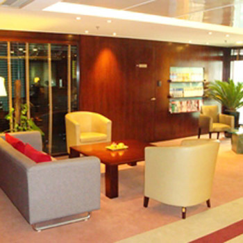 Office space in West Tower Fortune Plaza Ti Yu Dong Road
