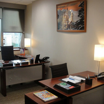 Office space in Exchange Square 1 Sung Jen Road
