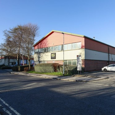 Office Spaces To Rent, Albion Park, Leeds, West Yorkshire, LS12, Main