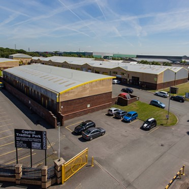 Office space in Knowsley Industrial Park Kirkby Bank Road
