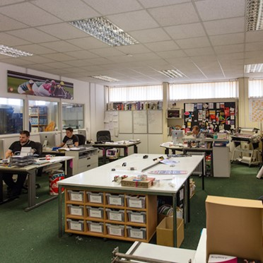 Office Spaces To Rent, Presley Way, Crownhills, Milton Keynes, MK8, 1