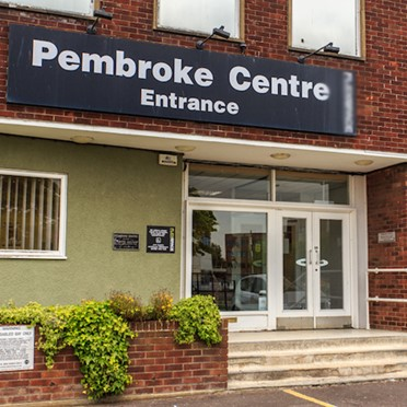 Office space in Pembroke Centre Cheney Manor Estate
