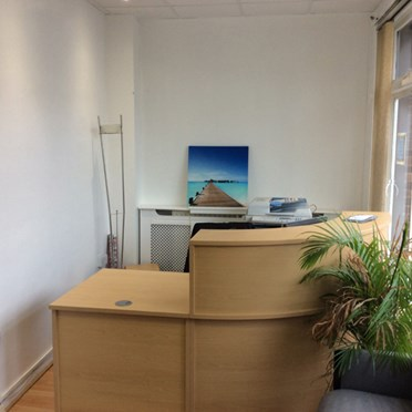 Office space in Falcon House, 19 Deer Park Road