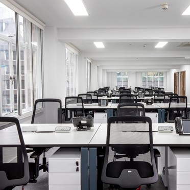 Office space in 54 Fenchurch Street