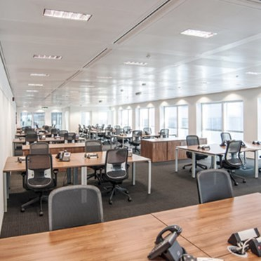 Office space in New London House, 6 London Street