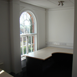 Office space in Fennels Lodge St Peter's Close