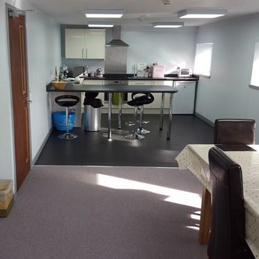 Office space in Boyns Information Systems Limited Ffordd Celyn, Parc Busnes Lôn Parcwr