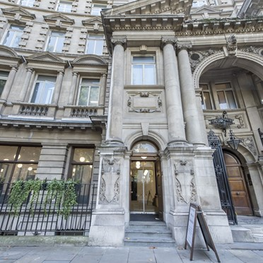 Office space in 25 Finsbury Circus