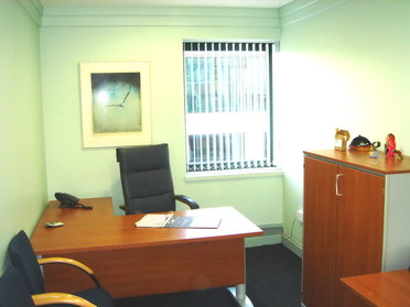 Office space in Block 2, Harcourt Centre Harcourt Street