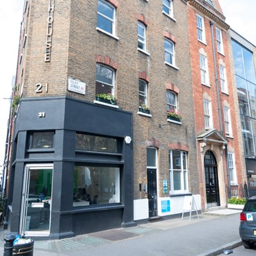 Office space in 21 Foley Street